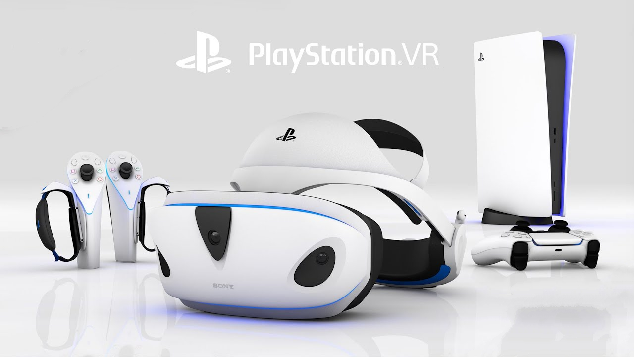 PlayStation VR PS5: 4K, eye-tracking e vibrazione