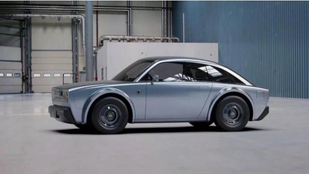Alpha Motors Svela Ace, Un Concept Coupé Elettrico Vintage