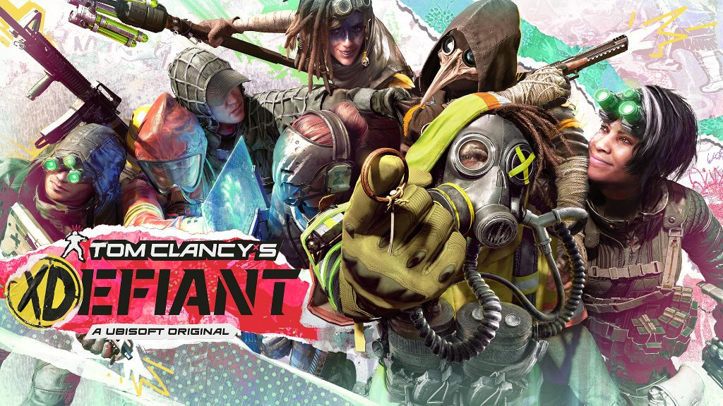 Ubisoft annuncia il nuovo FPS free-to-play Tom Clancy