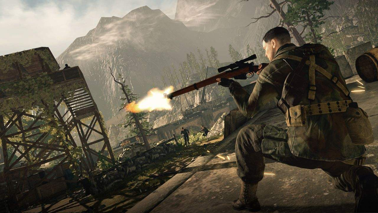 SNIPER ELITE 4 IN ARRIVO SU SWITCH A NOVEMBRE