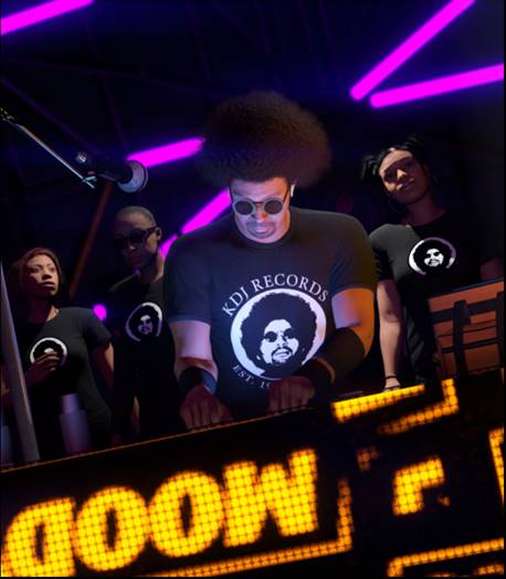THE MUSIC LOCKER: il Night Club underground apre a breve a Los Santos Est