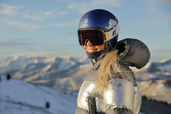 Arriva il nuovo casco limited edition creato da Briko e Lindsey Vonn