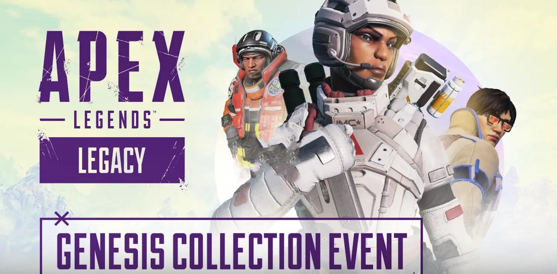 Apex Legends - Evento collezione Genesi - Il trailer