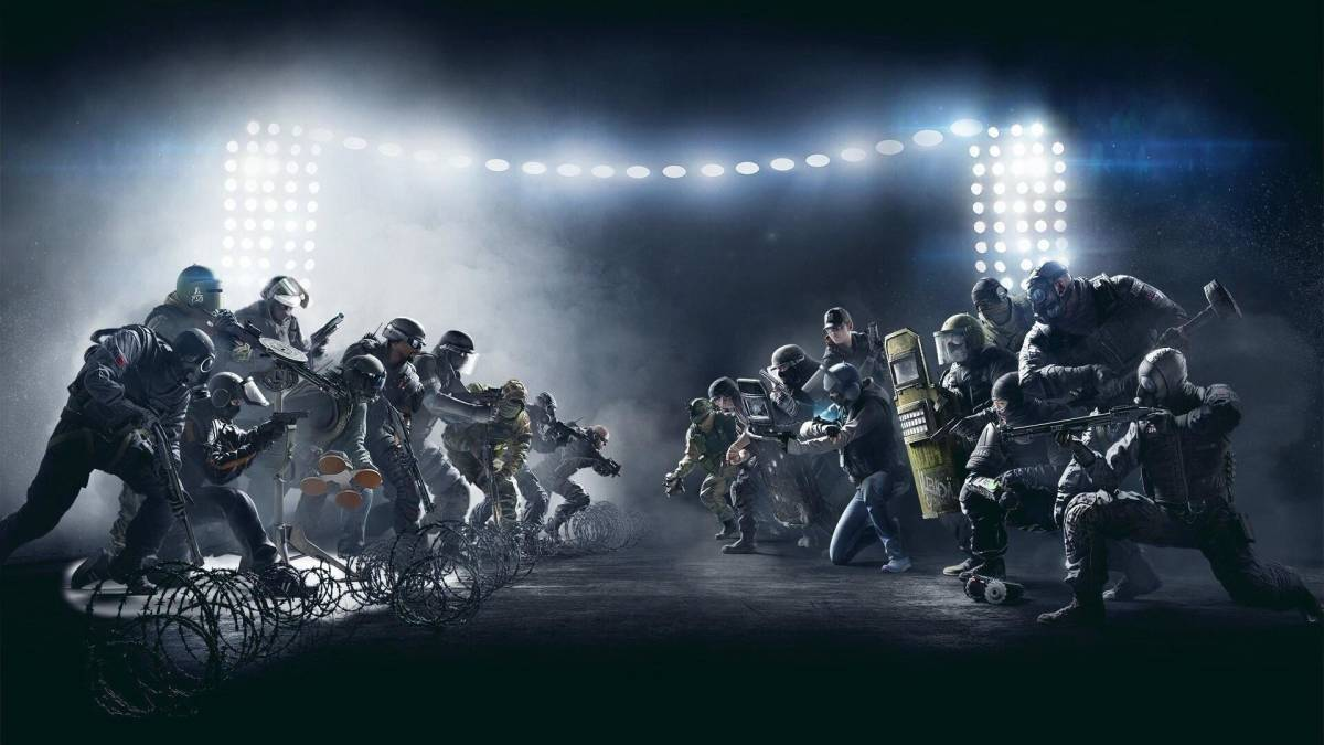 RAINBOW SIX SIEGE NEX-GEN SARA' DISPONIBILE A DICEMBRE