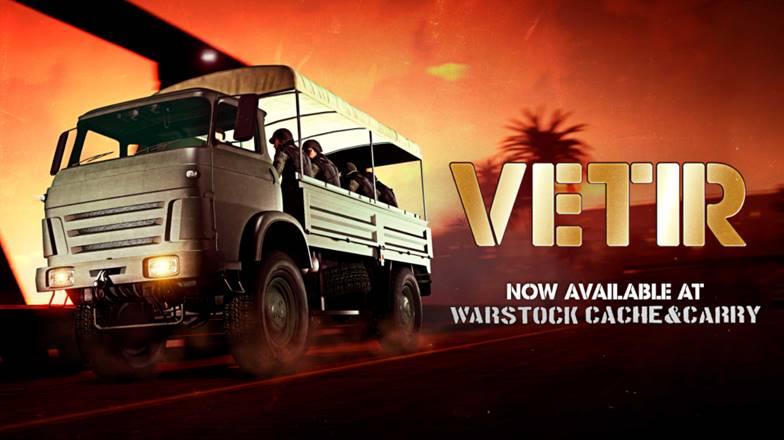 GTA Online: è arrivata la cavalleria! Vetir, disponibile ora da Warstock Cache & Carry