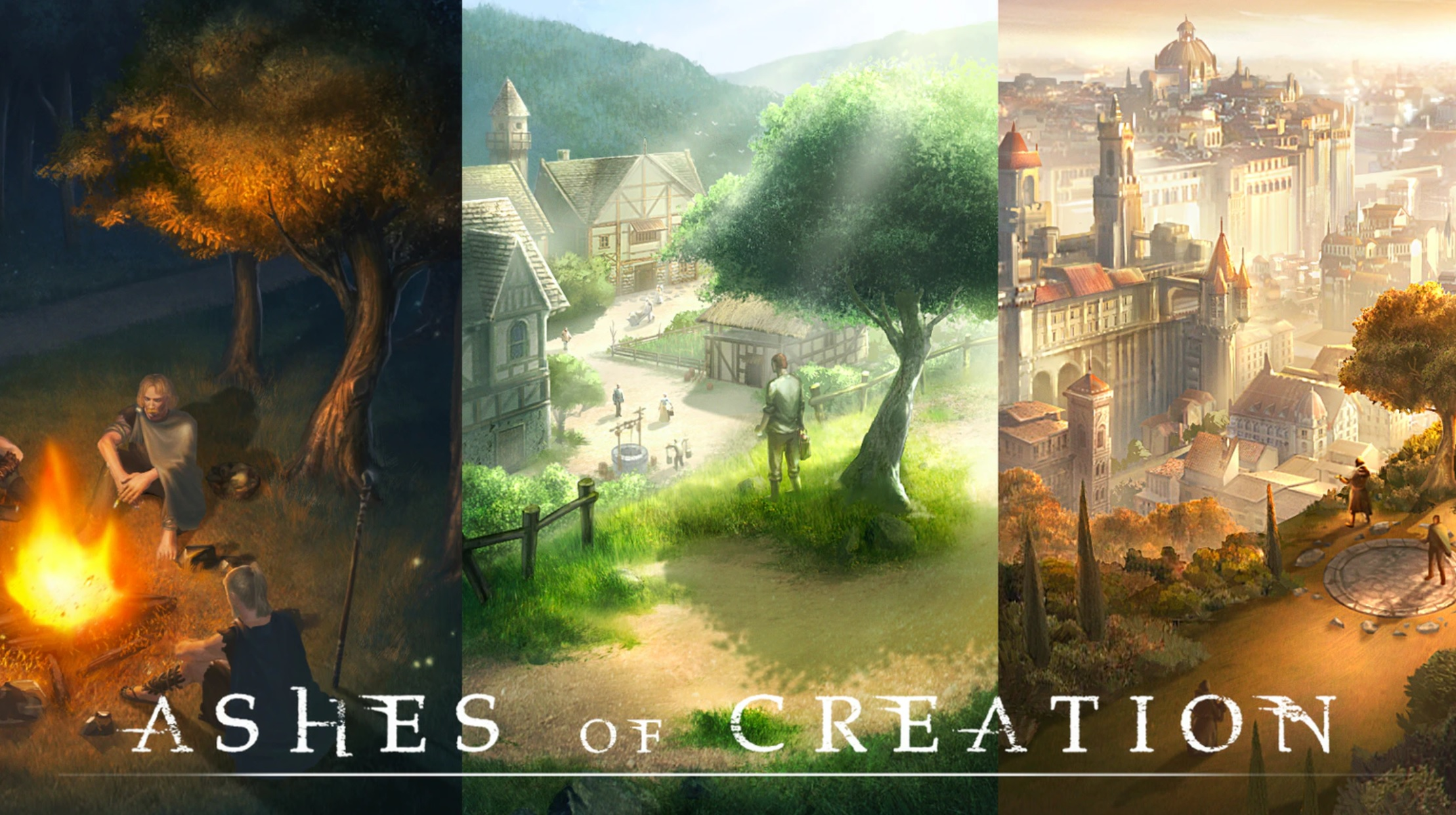 Ashes of Creation: nuovo video
