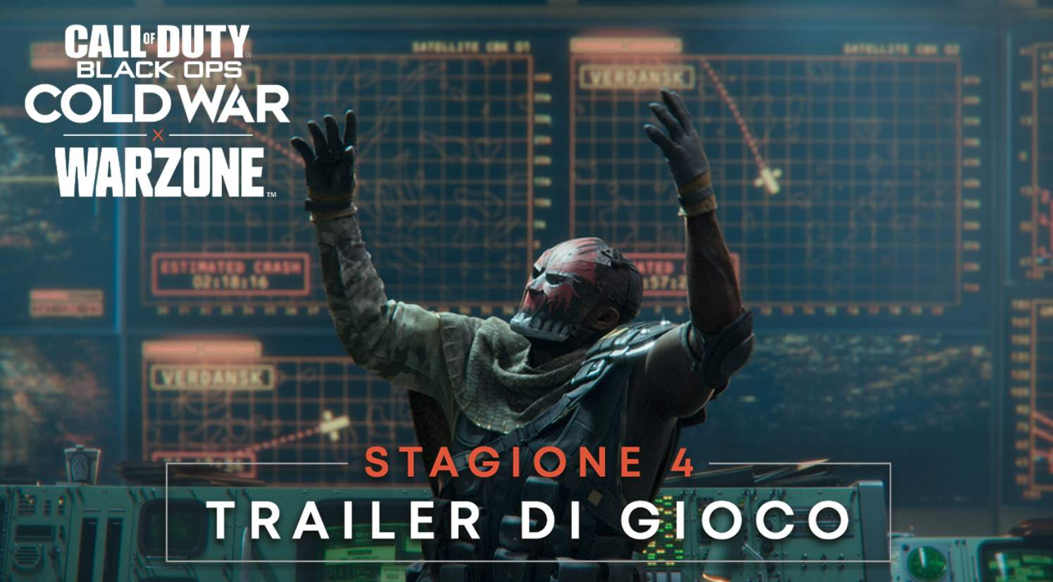 Call of Duty: Cold War & Warzone | Gameplay Trailer Stagione 4
