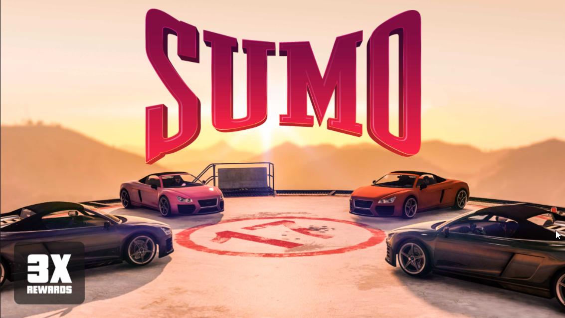 GTA Online: ricompense triple nelle modalità Sumo classiche