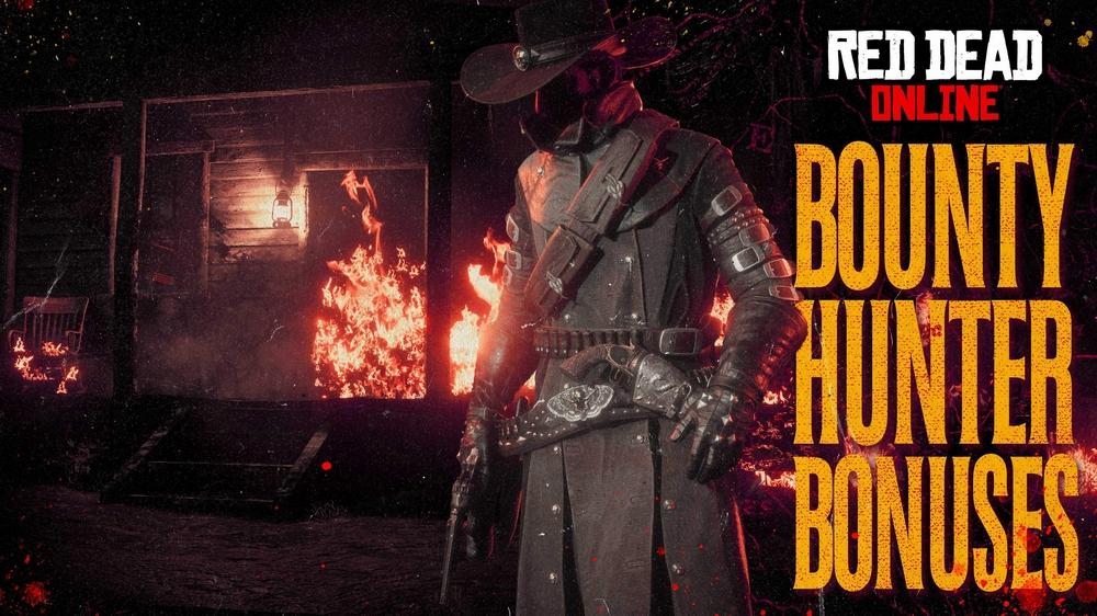 Red Dead Online - Ricompense, Bonus, Taglie e altro...