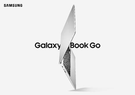 Samsung presenta il Galaxy Book Go