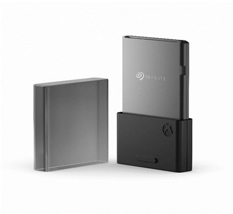 Da Seagate l'SSD di espansione per Xbox Series X|S