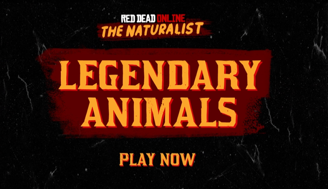 Red Dead Online: alligatore a fasce leggendario