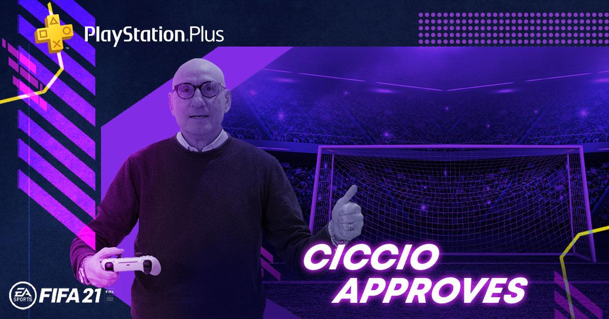 Grazie al PS Plus Ciccio Graziani torna in campo