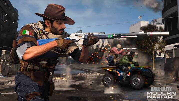 Rovazzi: personaggio in Call of Duty, disponibile domani