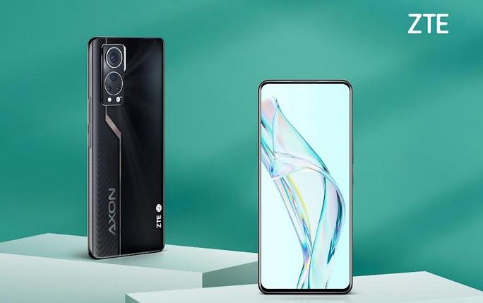 ZTE lancia il suo smartphone Axon 30 con fotocamera under- display