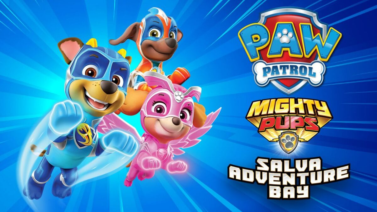 PAW Patrol: Mighty Pups salva Adventure Bay recensione PS4 Pro