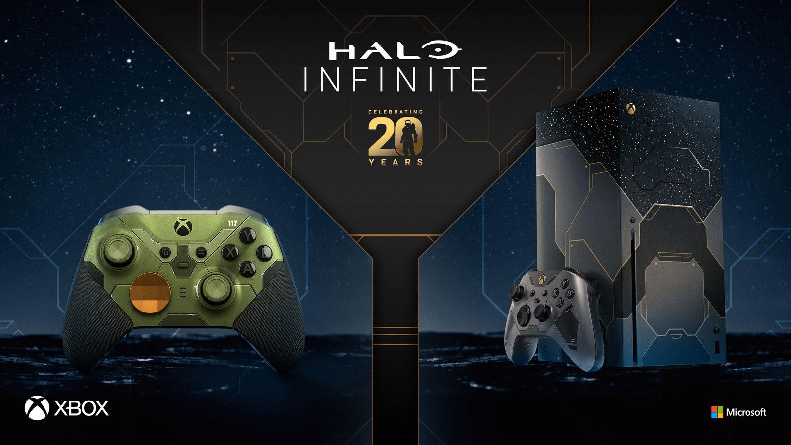 Xbox svela la data di uscita di Halo Infinite