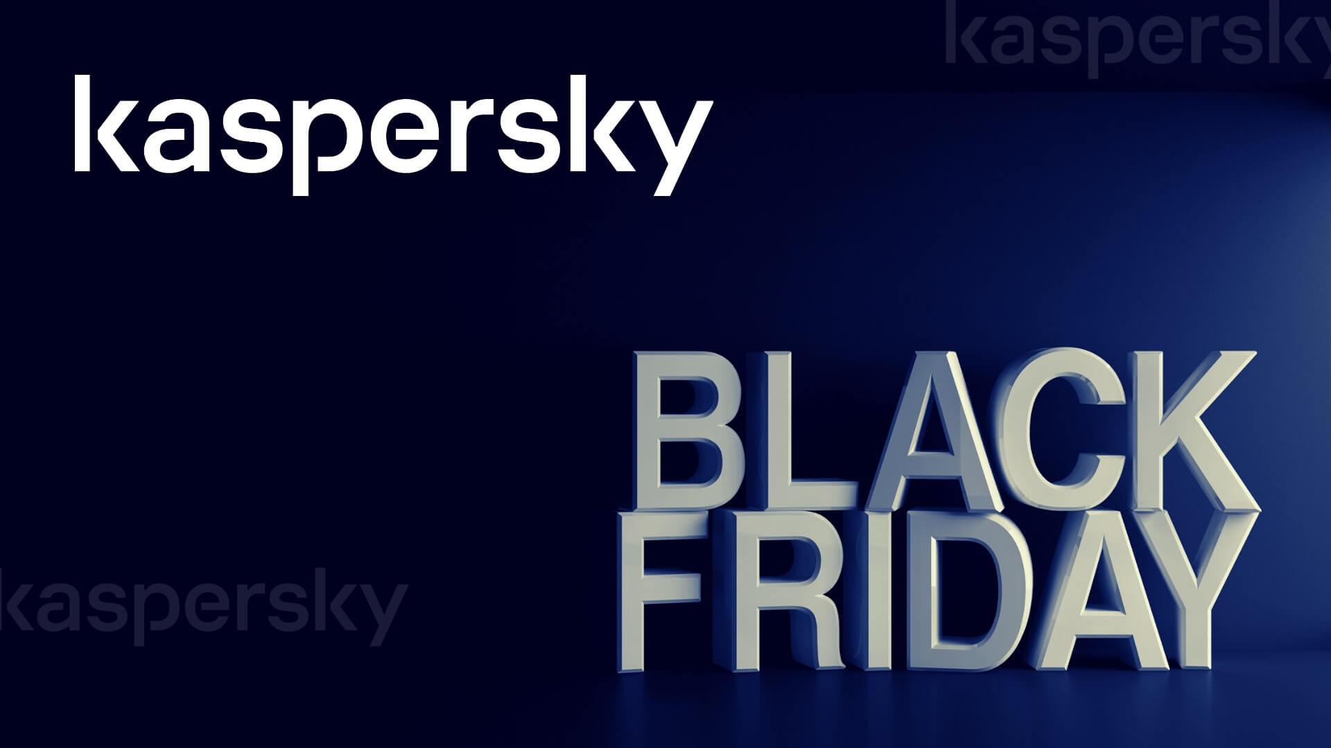 Kaspersky: nel 2020 spenderemo di pi? online per il Black Friday