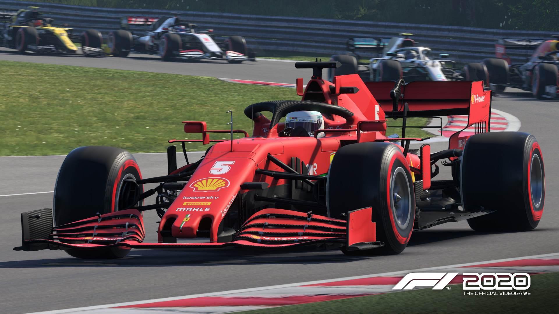 F1 2020: scarica la prova gratuita