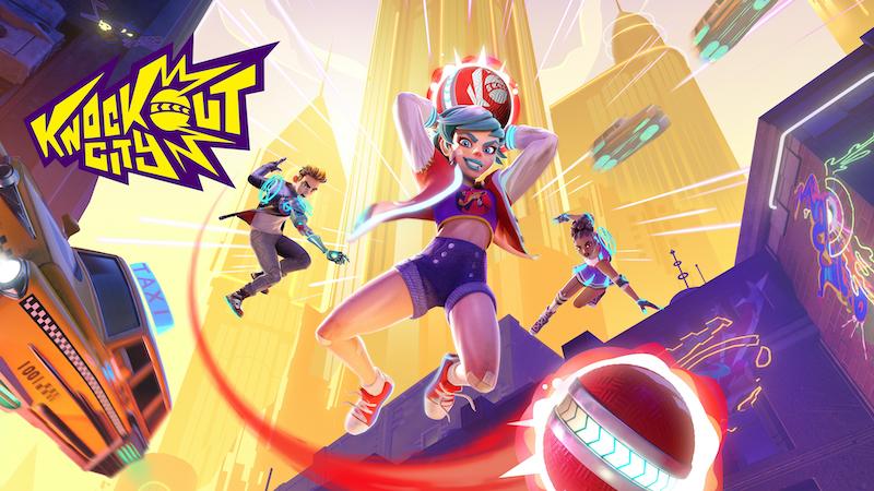 Knockout City: Trailer di gioco ufficiale