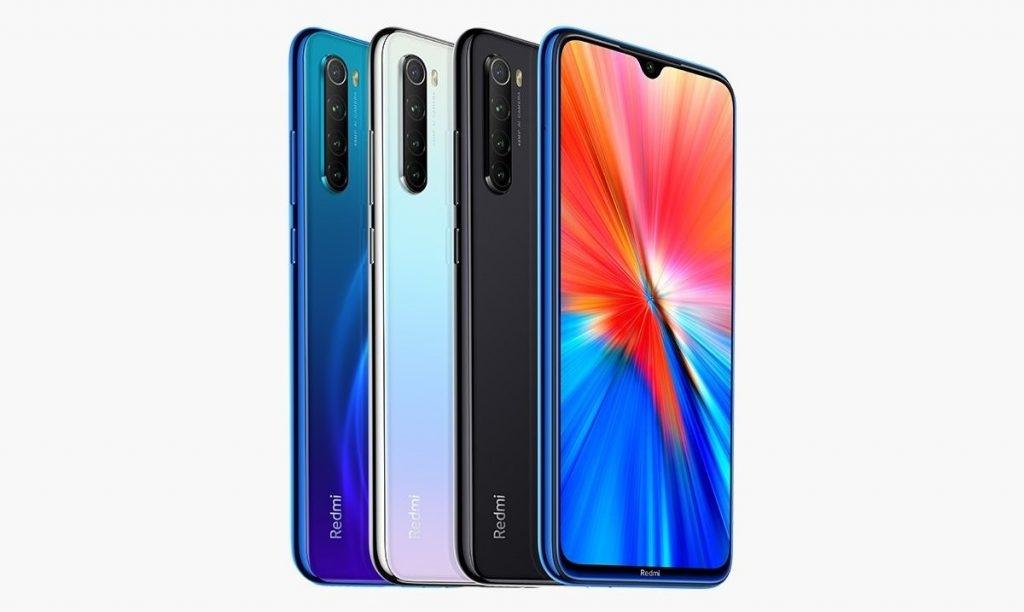 Xiaomi Redmi Note 8 2021 è ufficiale