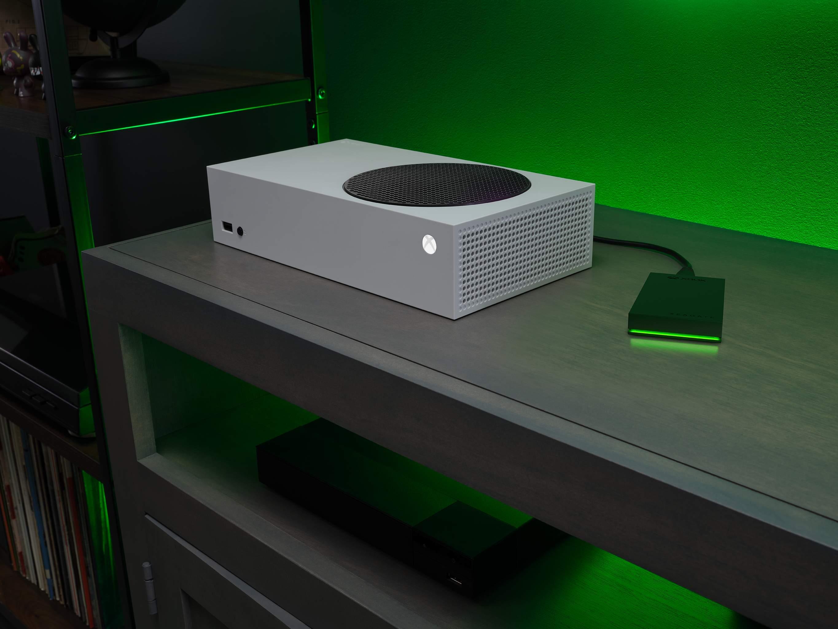 Seagate presenta nuovi SSD Game Drive per Xbox