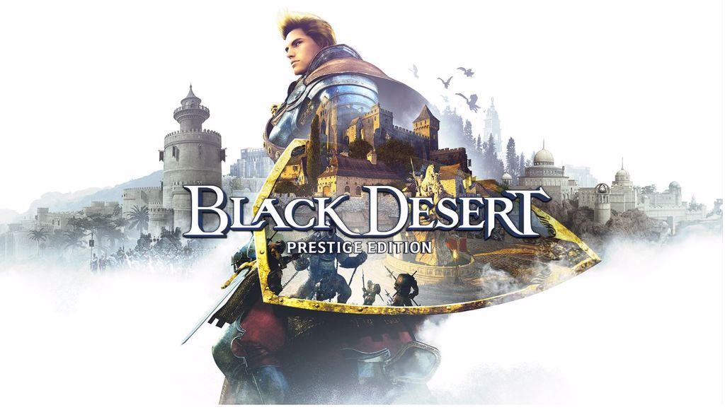 Black Desert Prestige Edition arriva a Novembre