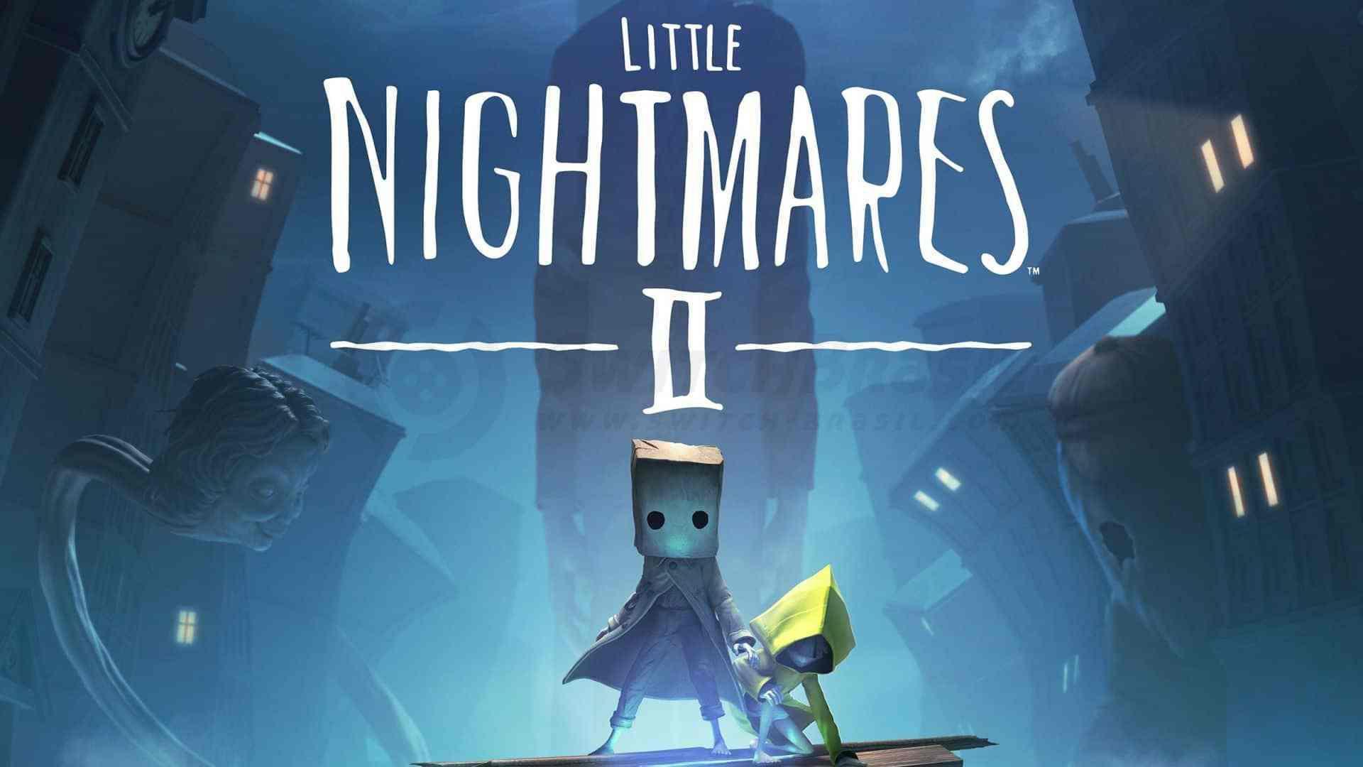 Little Nightmares II sarà disponibile questa settimana