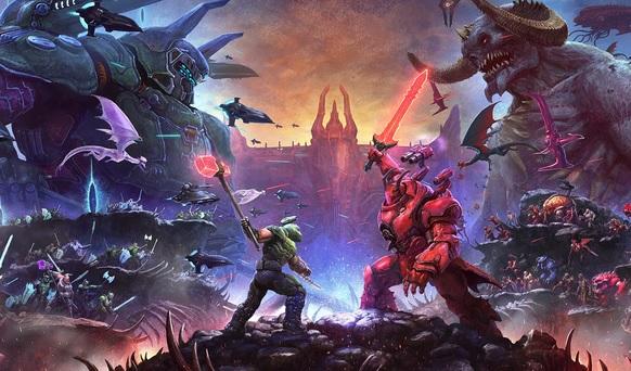 DOOM Eternal: The Ancient Gods Parte 2 per Nintendo Switch