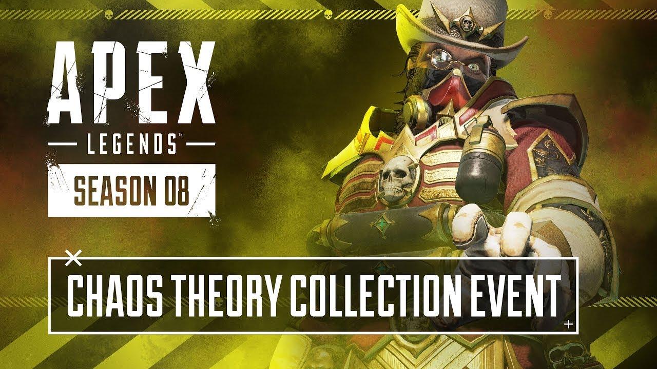 Apex Legends: Evento Collezione Teoria del Caos