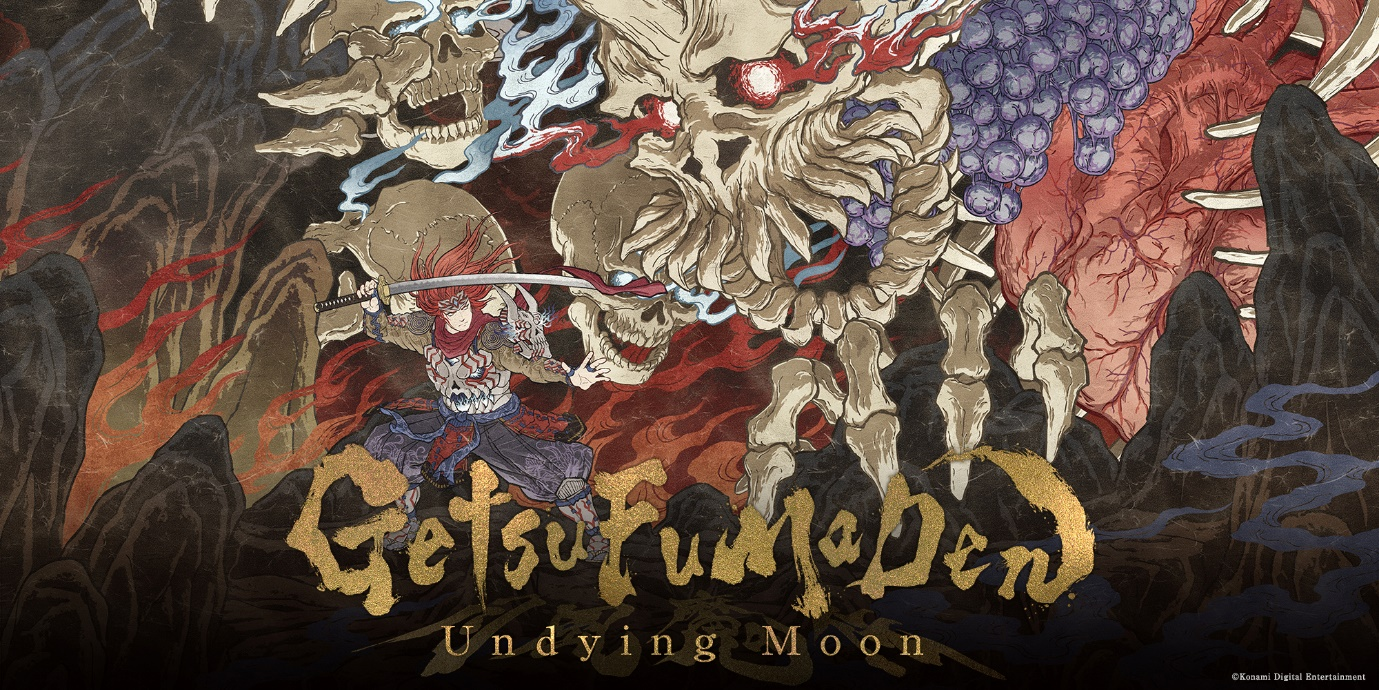 GETSUFUMADEN: UNDYING MOON IN ARRIVO SU STEAM
