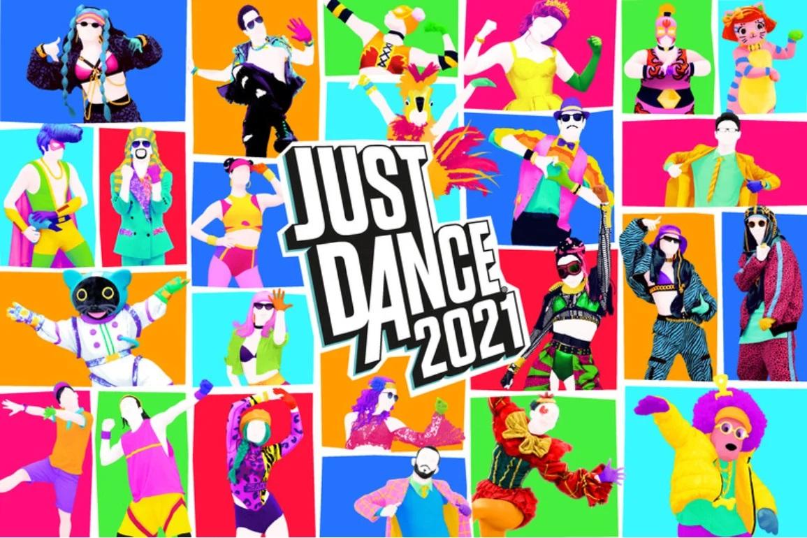 Just Dance 2021: svelati altri nove brani