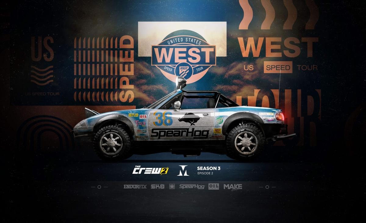 The Crew 2 Stagione 3 Episodio 2: US Speed Tour West, disponibile domani