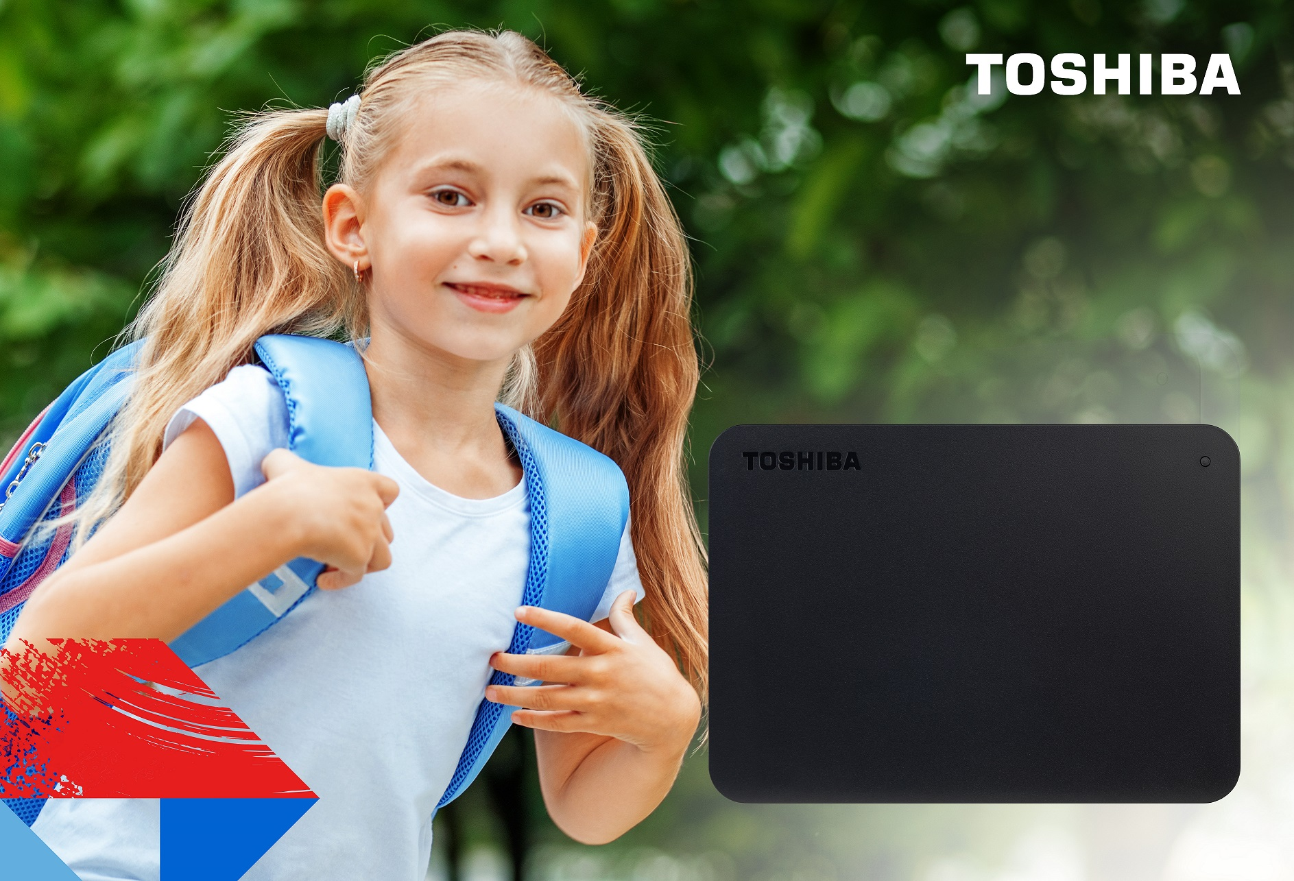 Toshiba Canvio Basics, l