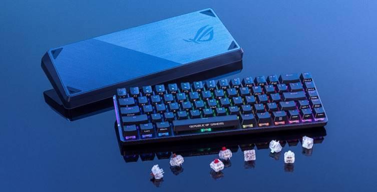 ASUS ROG Falchion - la nuova tastiera gaming con formato 65%