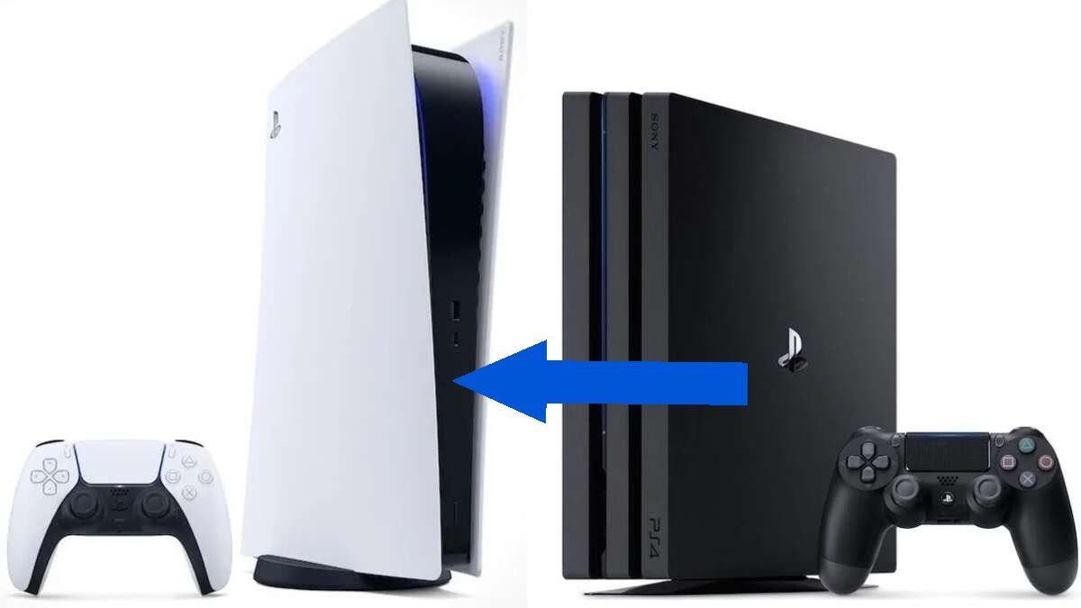 Come trasferire i salvataggi da PS4 a PS5