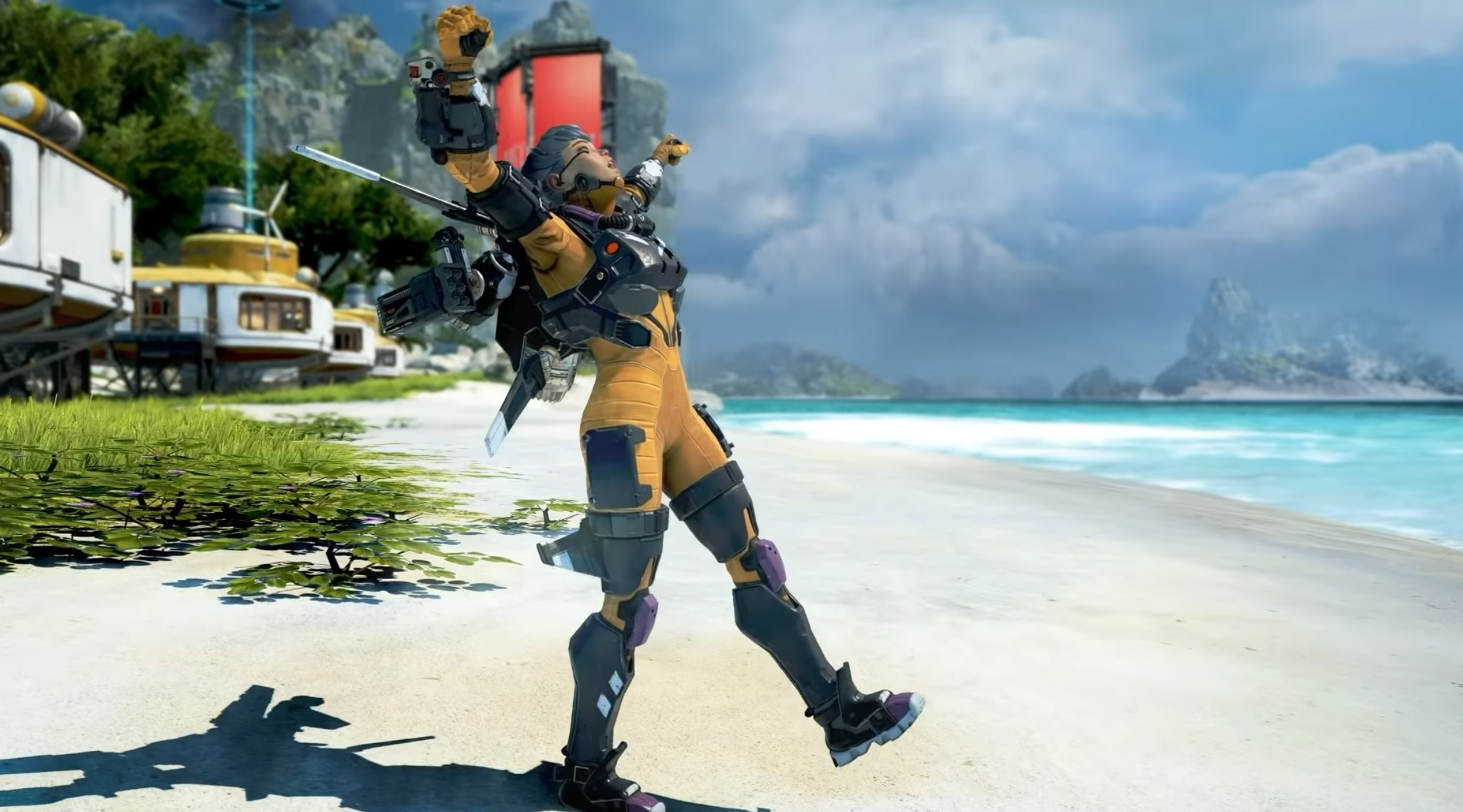 Apex Legends: Escape - Trailer del Gameplay