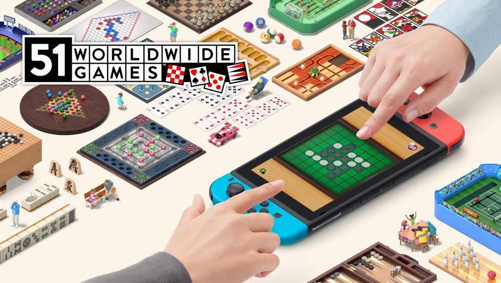 51 WORLDWIDE GAMES: in giro per il mondo stando comodamente a casa