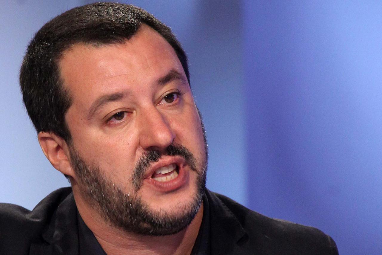 """Salvini scrive a Mattarella:  """"A Catania chiedo giusto processo"""""""
