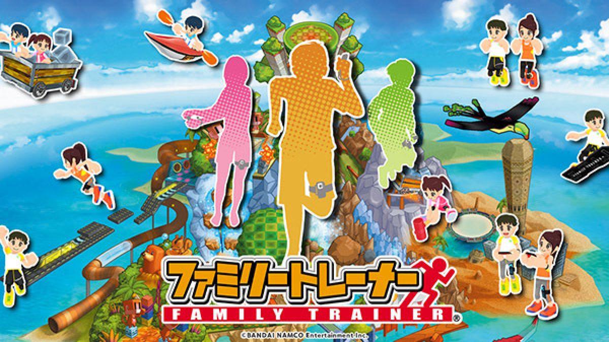 Family Trainer arriva su Nintendo Switch a settembre!