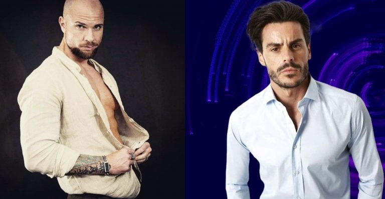 GF Vip 6, Miky Falcicchio contro Andrea Casalino: Ho vinto io Mister Italia 2010