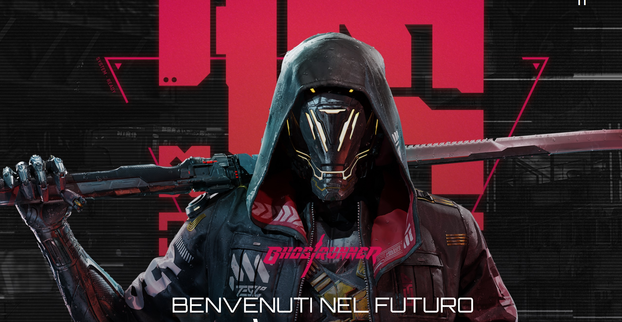Ghostrunner: annunciato il sequel