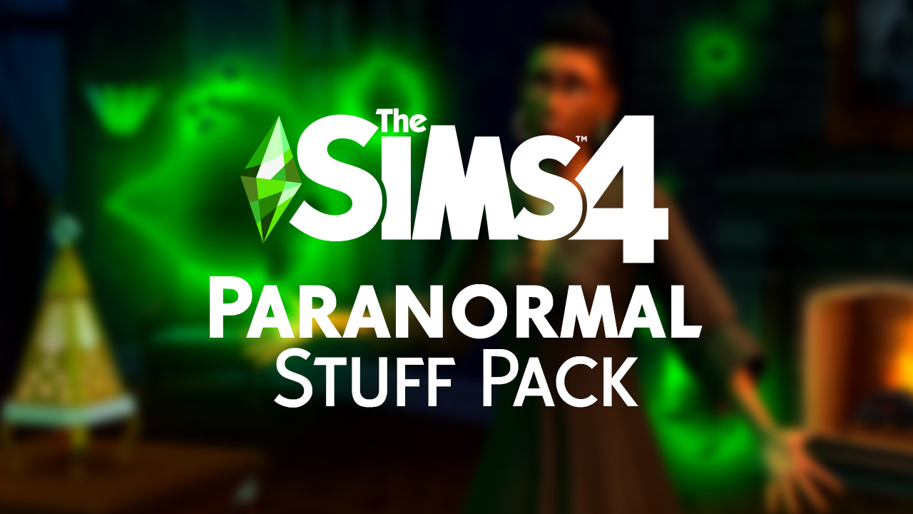 The Sims 4 arriva il nuovissimo Paranormal Stuff Pack