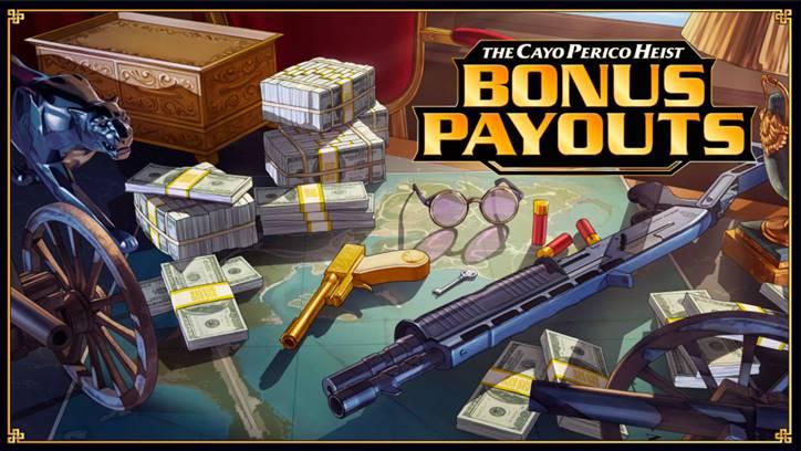 GTA Online: 50% di incassi extra durante il colpo di The Cayo Perico Heist