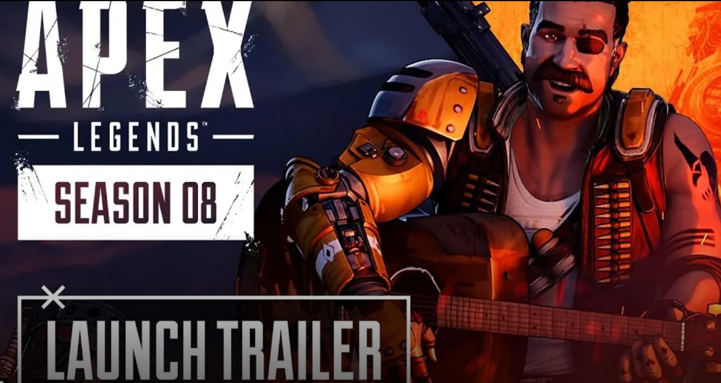 Apex Legends Stagione 8 - Caos - Trailer e aggiornamenti delle mappe