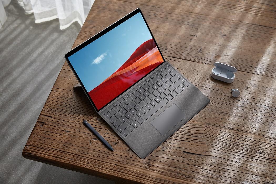 Surface Pro X : in Italia le nuove configurazioni
