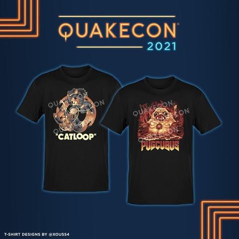 QuakeCon 2021 | Programma completo delle dirette e tanto altro