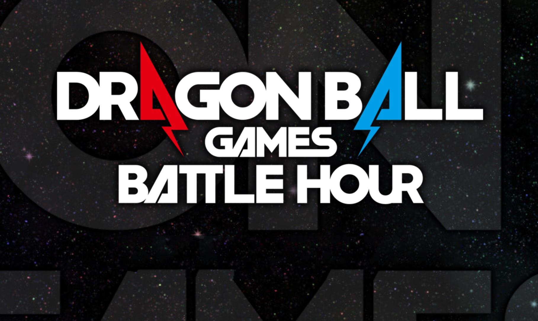 DRAGON BALL GAMES BATTLE HOUR | ECCO IL RIASSUNTO