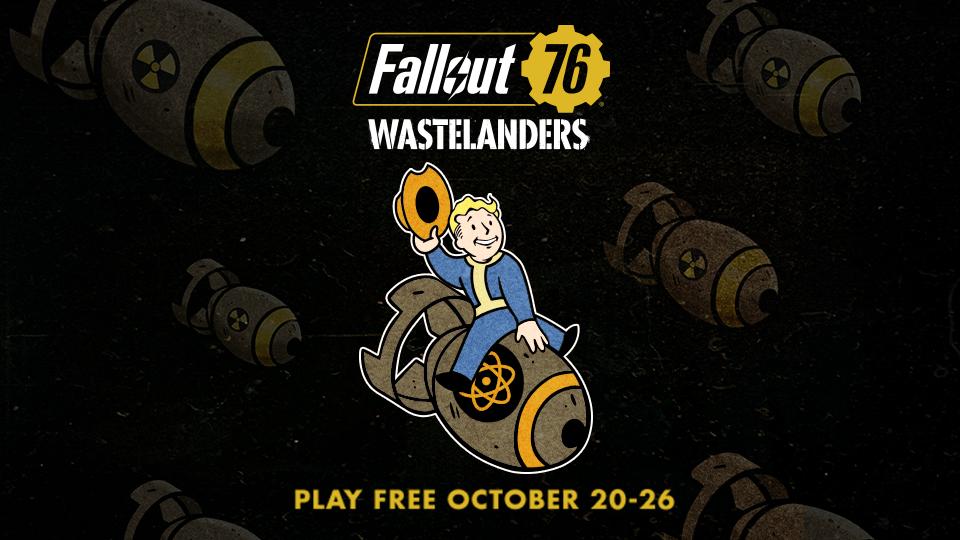 Fallout 76|la Giornata delle Bombe!