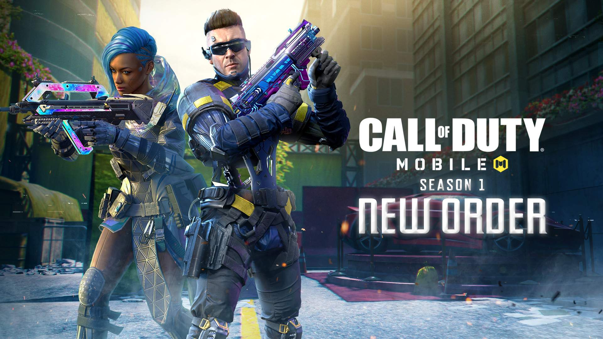 Call of Duty Mobile | Stagione 1: Nuovo Ordine